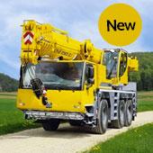 Maeda Mini Crawler Cranes for Hire | Capital Cranes Act