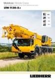 Technical Data - Mobile crane LTM 1130-5.1 [m/t]
